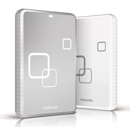 Toshiba Canvio for Mac Portable Hard Drive
