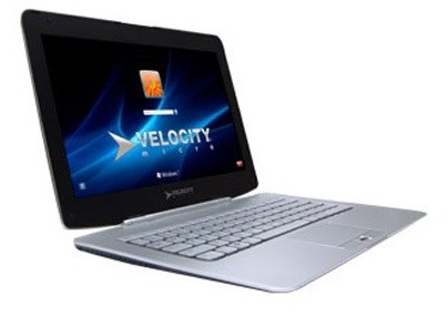Velocity Micro T30 Italia Notebook for Back to School Shoppers
