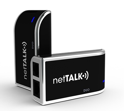 netTALK Duo VoIP Phone Solution