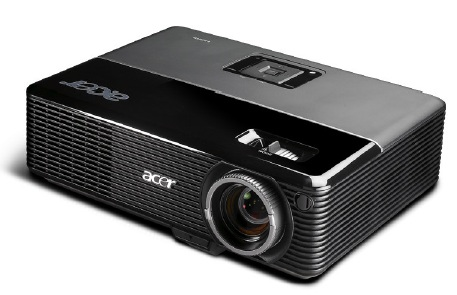 Acer P1203 3D-Ready Projector