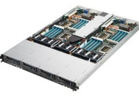 Asus RS704DA-E6PS4 duo-node and RS500A-E6PS4 1U Servers