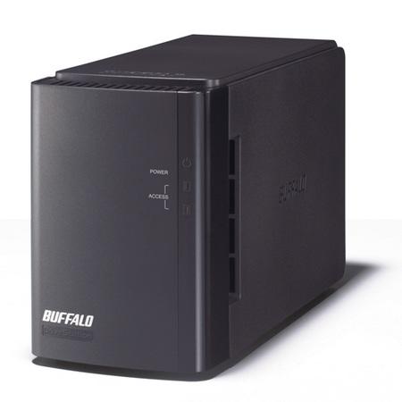 Buffalo DriveStation Duo dual drive storage system