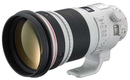 Canon EF 300mm f2.8L IS II USM lens