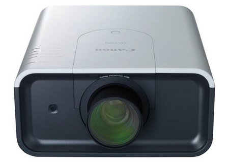 Canon LV-7590 Multimedia Projector with 7000 Lumens front