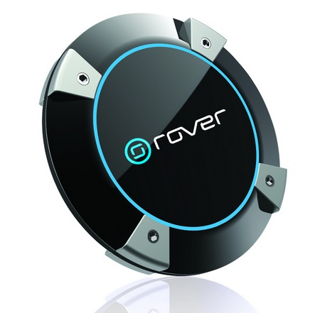 Clearwire Rover Puck WiFi Hotspot