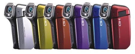 DXG QuickShots DXG-5B6V 720p HD Camcorder