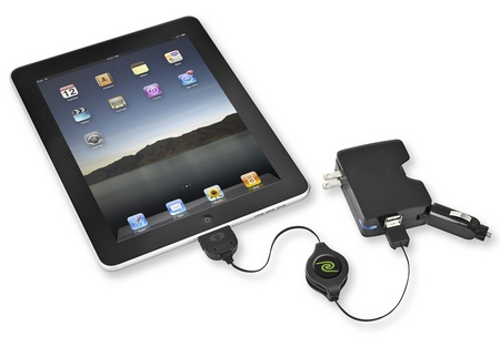 Emerge ReTrak 4-in-1 Charge & Sync for iPad