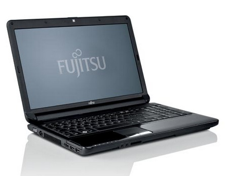 Fujitsu Lifebook AH530-GFX Notebook with External Graphics