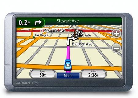 Garmin nuvi 205W GPS Device
