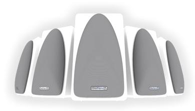 Gefen CR-5SP 5-Channel Speaker System