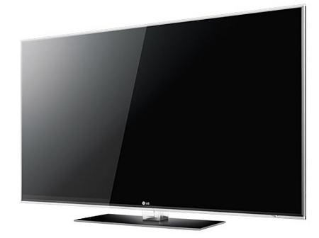LG INFINIA LX9500 Series Full HD LED 3D TVs