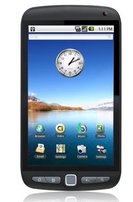 Leader-intl G10 7-inch Android Tablet
