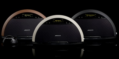 Meridian M80 Entertainment System colors