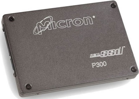 Micron RealSSD P300 SSD for Enterprise