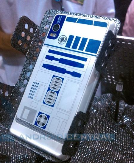 Motorola DROID 2 R2-D2 1