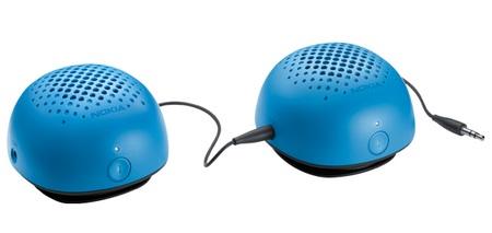 Nokia MD-11 Mini Speaker blue pair