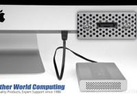 OWC adds eSATA port to 27-inch iMac