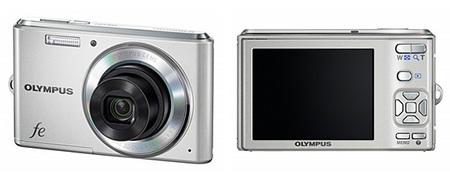 Olympus FE-4050 digital camera