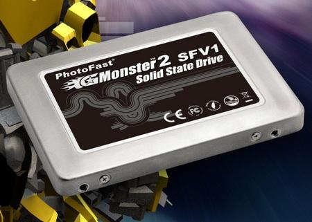 PhotoFast GMonster2-SFV1 2.5-inch SSD