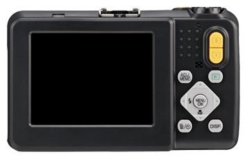 Ricoh G700 Rugged Digital Camera back