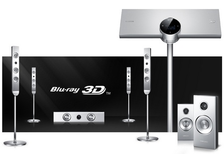 Samsung HT-C9950W 3D Blu-ray Home Theater System