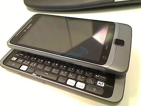 T-Mobile G2 HTC Vision Get Pictured
