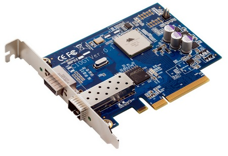 Thecus C10GT 10Gb Ethernet Card