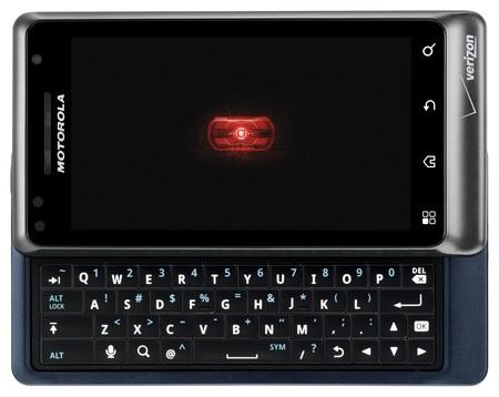Verizon Motorola DROID 2 Android Smartphone front