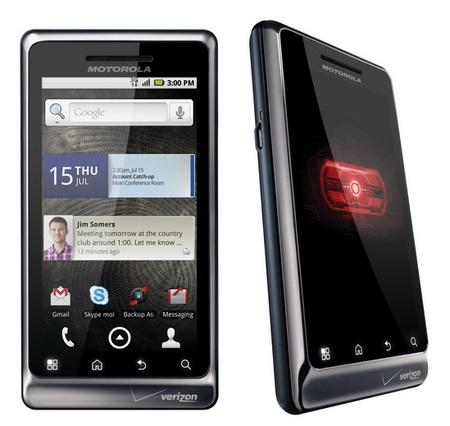 Verizon Motorola DROID 2 Android Smartphone portrait