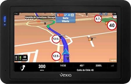 Vexia 420 Truck GPS Device