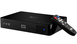 WD Elements Play HD Media Player
