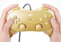 Wii Classic Controller Pro GoldenEye 007 Limited Edition