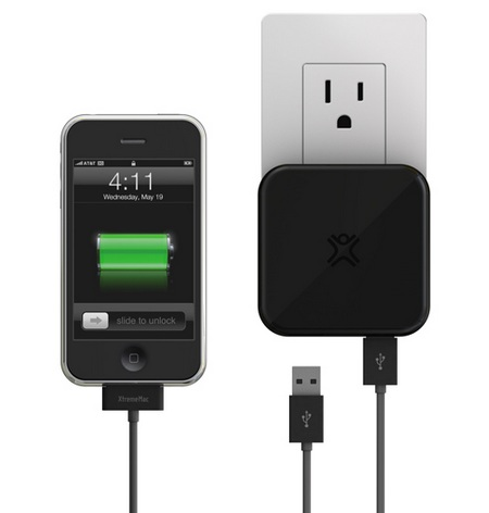 XtremeMac InCharge Home dual USB charger for ipad iphone ipod