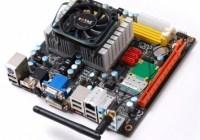 Zotac ION-ITX N and ION-ITX P series mini-ITX Motherboards