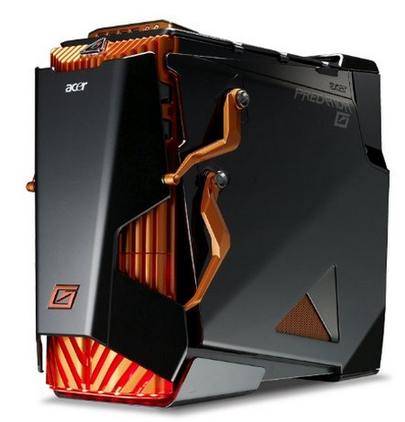 Acer Aspire Predator AG7750-U3222 gaming pc