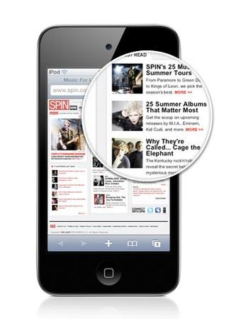 Apple iPod touch 4G Retina Display