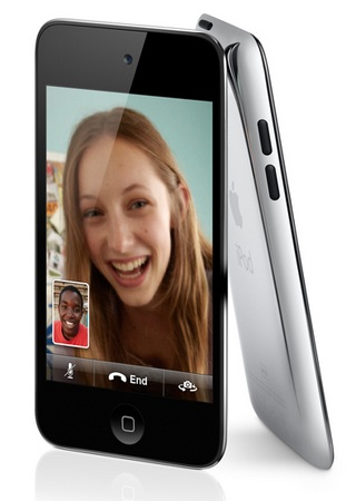 Apple iPod touch 4G facetime