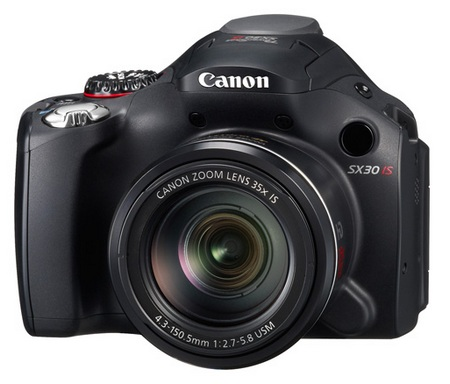 Canon PowerShot SX30 IS Digital Camera with 35x Optical Zoom 1