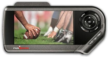 FanVision Portable Device NFL Fans