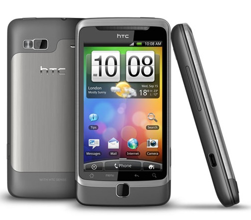HTC Desire Z QWERTY Android Phone