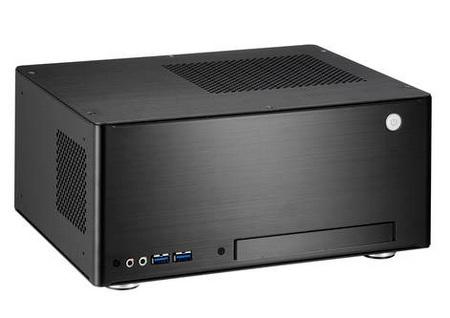 Lian Li Mini-Q PC-Q09 and PC-Q09F Mini-ITX Chassis black