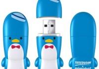 Mimoco MIMOBOT Tuxedo Sam USB Flash Drives