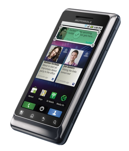 Motorola Milestone 2 Android Smartphone 1