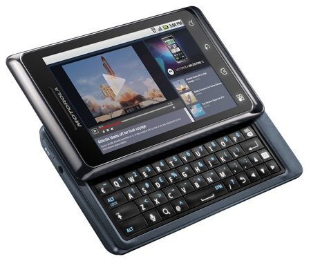 Motorola Milestone 2 Android Smartphone