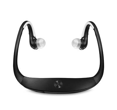 Motorola S10-HD Bluetooth Stereo Headphones is Water Resistant top