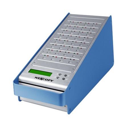 Nexcopy USB131SA 32 socket USB Duplicators