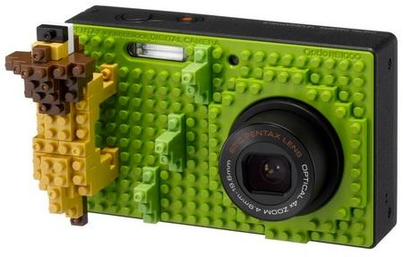 Pentax Optio NB1000 Customizable with Lego 1