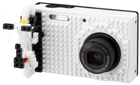 Pentax Optio NB1000 Customizable with Lego monotone 2
