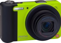Pentax Optio RZ10 10x Zoom Camera lime