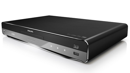 Philips BDP9600 3d blu-ray player